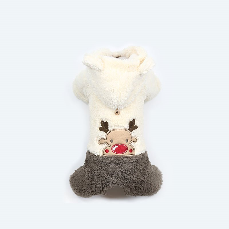 [OW252] Puppy Angel BBOBBO bodysuit
